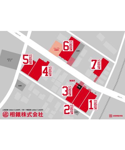 スタジアムマップ